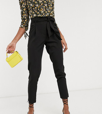 New Look Tall pants in black