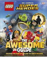 Original Penguin Lego® Dc Comics Super Heroes: The Awesome Guide