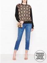 Paul Smith Brocade Sweatshirt