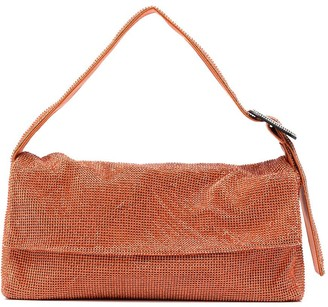 Benedetta Bruzziches Rhinestone-Embellished Shoulder Bag