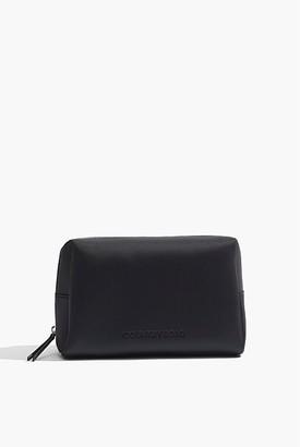 Country Road Rectangle Zip Neoprene Cosmetic Bag