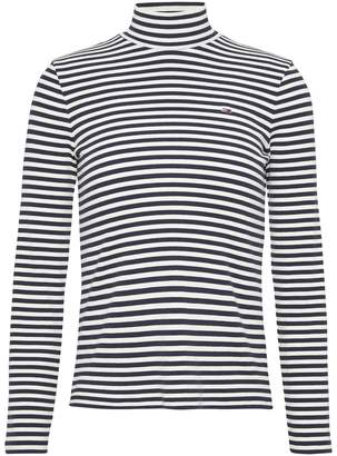 Tommy Jeans Long-Sleeved Roll-Neck T-Shirt