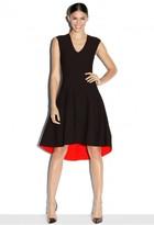 Milly Reversible Vneck Dress