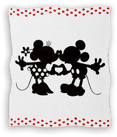 Disney Mouse Perfect Pair Knit Throw by Ethan Allen
