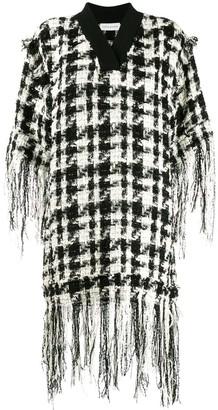 Faith Connexion Woven Jersey Dress