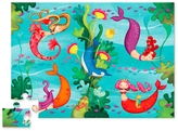 Crocodile Creek Mermaid 36-Piece Puzzle