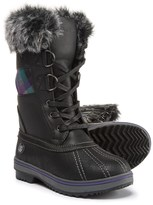 Northside Bishop Jr. Snow Boots - Vegan Leather (For Girls)