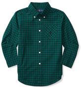 Ralph Lauren Boys 2-7 Buffalo Plaid Shirt