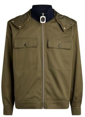 J.W.Anderson Hooded Zip-Up Jacket