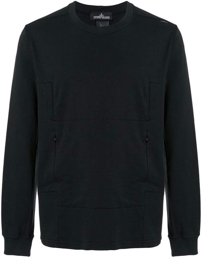 Stone Island Shadow Project zipped sweater