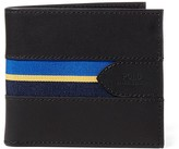 Polo Ralph Lauren Grosgrain Striped Billfold Wallet