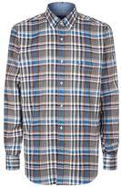 Paul & Shark Flannel Check Shirt