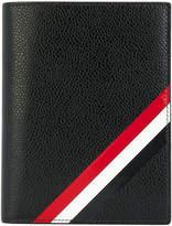 Thom Browne striped detail wallet