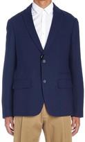 Haider Ackermann Floral Revers Jacket