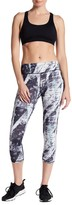 Mono B Abstract Print Capri