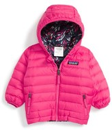 Patagonia Infant Girl's Reversible Down Sweater Hoodie (Baby Girls)
