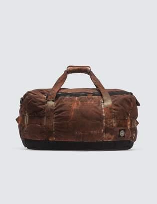 Stone Island 913PD Paintball Camo Cotton/Cordura Duffle Bag