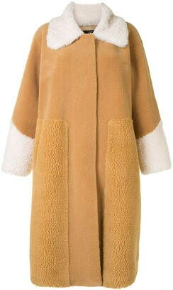 Unreal Fur Faux Shearling Coat
