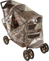 His Juvenile Jeep Deluxe Tandem Stroller Weather Shield