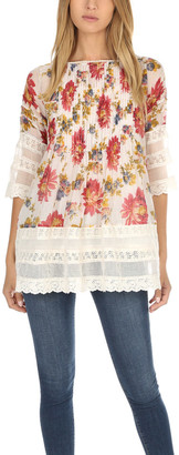 Pero Floral Lace Top