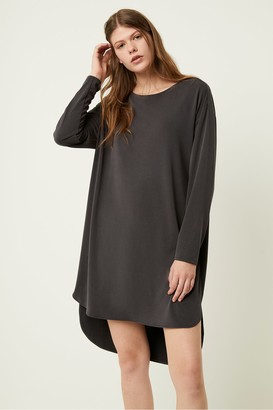 French Connection Sofina Jersey Relaxed Fit Dress