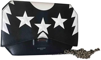 Givenchy Bow Cut Black Leather Handbags
