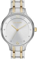 Skagen Women's SKW2321 30mm Anita Stainless Steel and Gold Tone Watch Bracelet