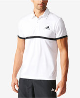 adidas Men's ClimaLite Tennis Polo