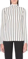 Aalto Striped jersey top
