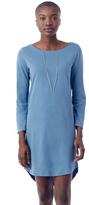 Alternative East Side Long Sleeve Cotton Modal Dress