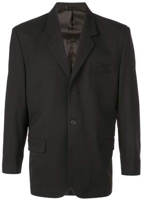 Second/Layer boxy suit jacket