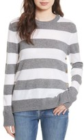 Equipment Women's Jenny Stripe Cashmere Pullover