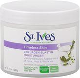 St. Ives Timeless Skin 10 oz. Collagen Elastin Facial Moisturizer