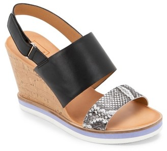 Dolce Vita Lizzie Wedge Sandal