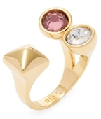 Rebecca Minkoff Faceted Polished Ring