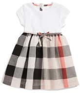 Burberry Infant Girl's Mini Rose Dress