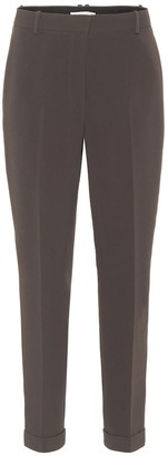 The Row Rondi mid-rise straight pants