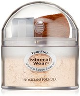Physicians Formula Mineral Wear Talc-Free Mineral Loose Powder Shade Extension, Soft Ivory, 0.49 Ounce