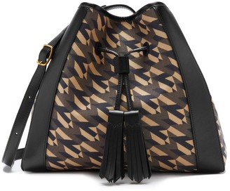 Mulberry Small Millie Tote Black M Jacquard