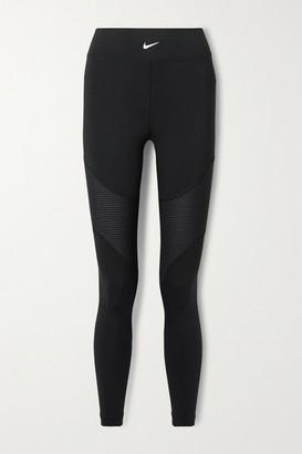 Nike Pro Paneled Aeroadapt Stretch Leggings