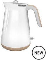 Morphy Richards Aspects Kettle - White