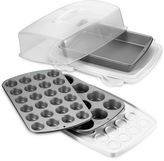 Wilton Ultimate Bake and Carry 6-Piece Bakeware Set