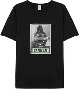 Yang Li Samizdat Black Cotton T-shirt