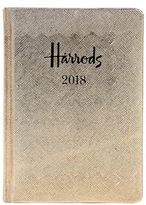 Harrods Logo A6 Week-To-View 2018 Diary
