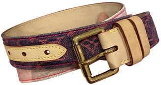 Louis Vuitton Other Leather Belts