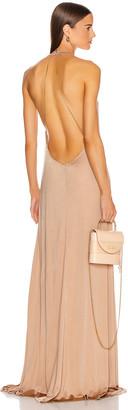 Alexis Xaverie Dress in Tan | FWRD