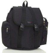 Storksak Infant Travel Backpack Diaper Bag - Black
