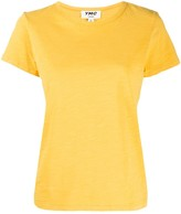 YMC solid-color T-shirt