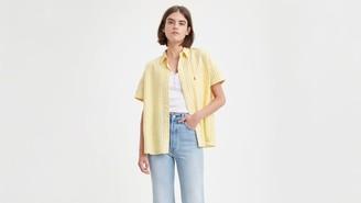 Levi's Short Sleeve Alexandra Shirt