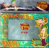 """Disney Phineas & Ferb Never Flinch Magnetic Picture Photo 4""""x 6"""" Frame"""